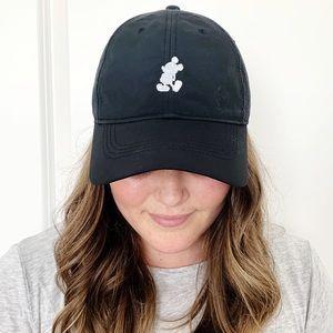 Disney & Nike | Mickey silhouette baseball cap